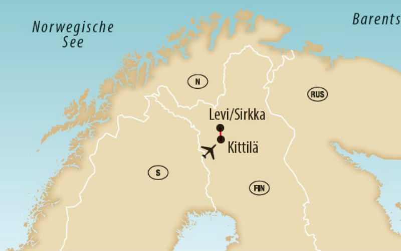 Magique, la Laponie en hiver 4