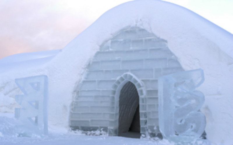 Magique, la Laponie en hiver 6