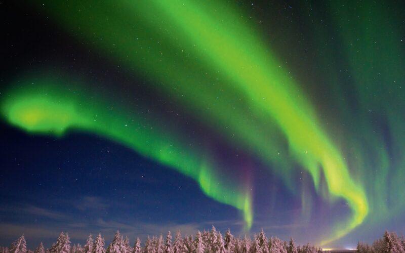 Magique, la Laponie en hiver 2