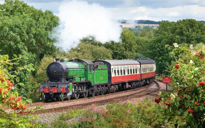Schottland - Eisenbahnromantik & Landschaftsträume 5