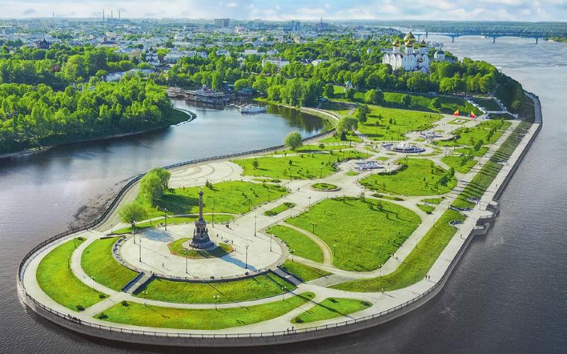 De Saint-Pétersbourg à Moscou 5