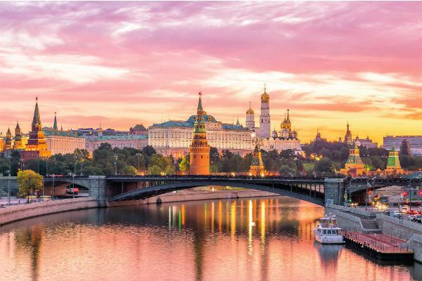 Helsinki - St. Petersbourg - Tallin 1