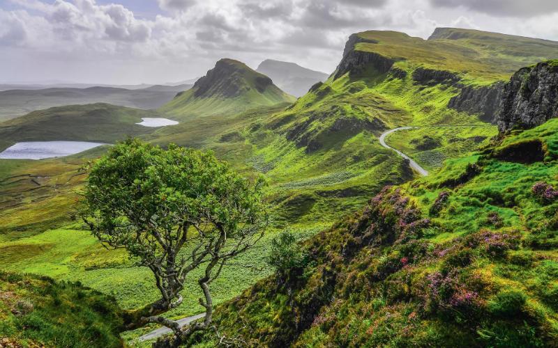 Schottland - Eisenbahnromantik & Landschaftsträume 3