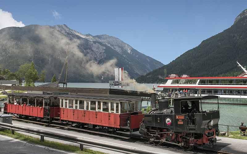 Achensee-Dampfzahnradbahn