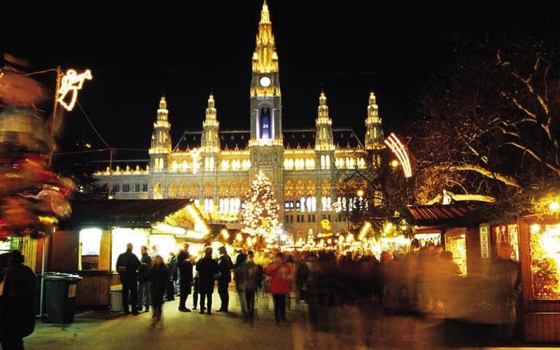 Musikalischer Advent in Wien 1
