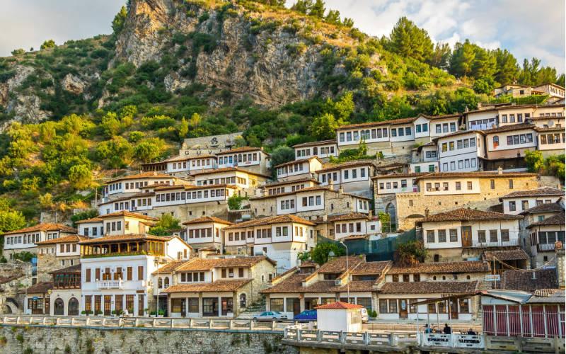 Charmes de l'Albanie 6