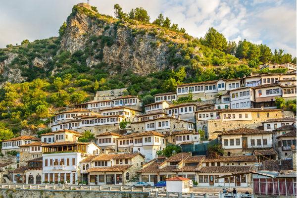 Busreisen nach Albanien 1