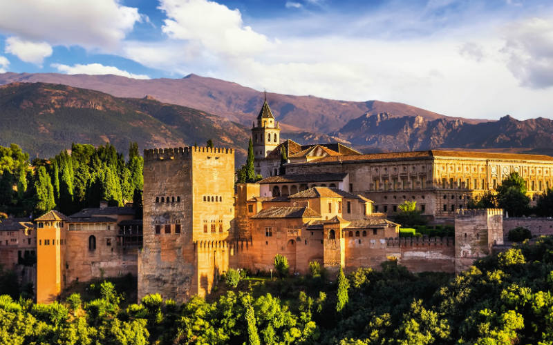Feuriges Andalusien 3