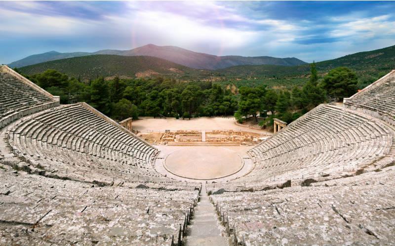 Le Grand Tour de Grèce 5