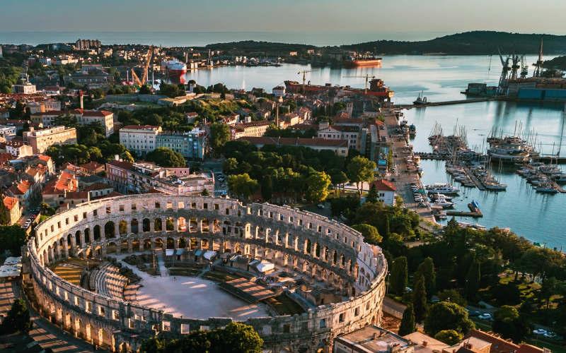 Istrie & île de Krk 4