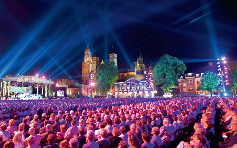 André Rieu in Maastricht 1