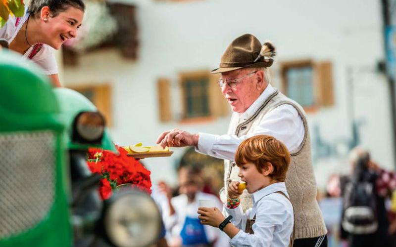 Fêtes du lard & de la pomme au Tyrol du Sud 4