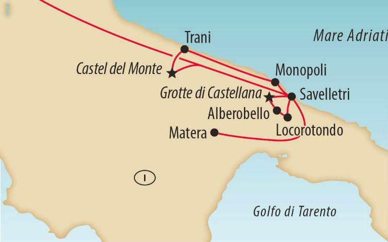 Apulien - im Land der Trulli 8