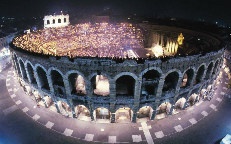 Nabucco in Verona 1