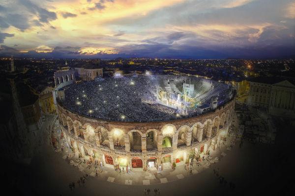 Arena di Verona TOP