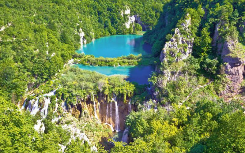 Plitvice Nationalpark & der Schatz am Silbersee 1