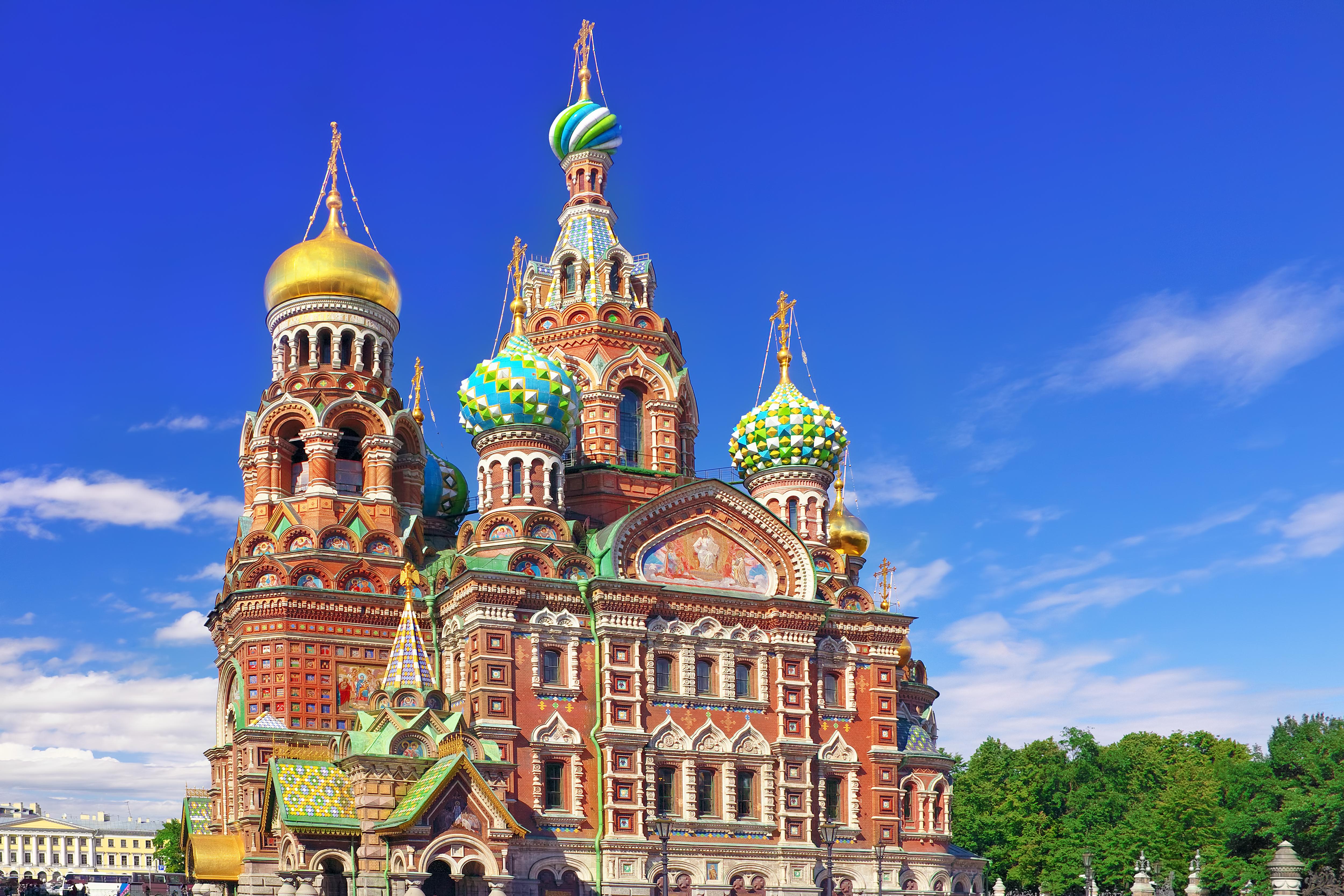 Auferstehungskirche - St. Petersburg