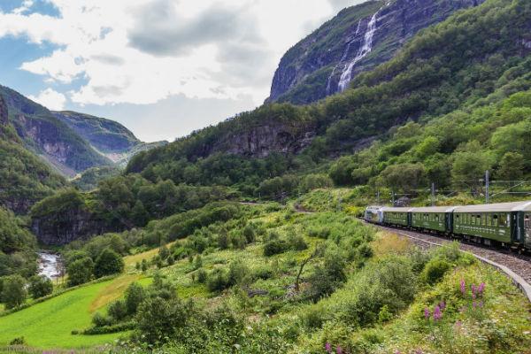Bahnromantik Skandinavien TOP