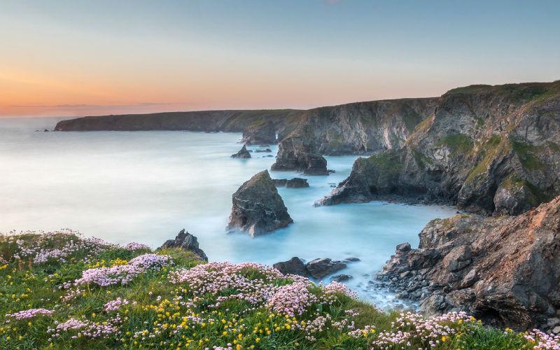 Les côtes du sud de l'Angleterre 3