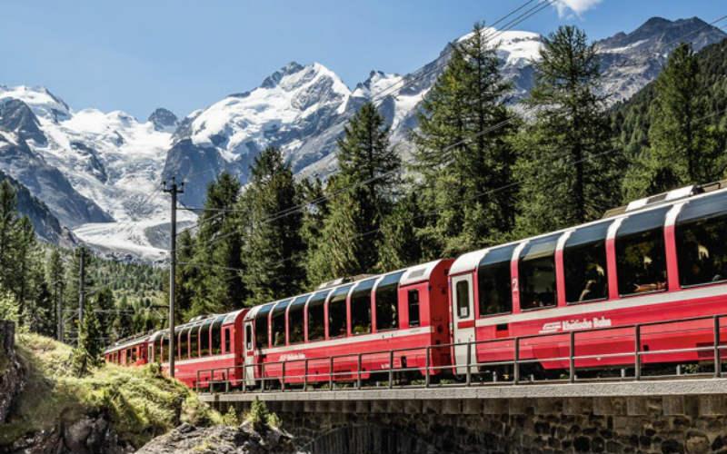 Trentino & Bernina Express 1