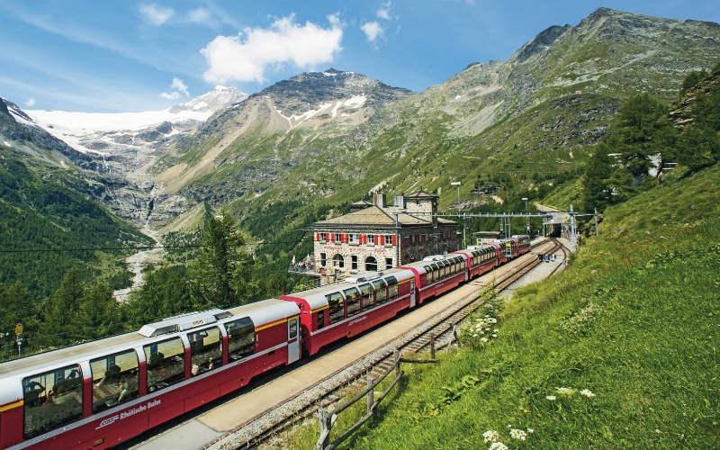 Die schönsten Fensterplätze der Schweiz 2