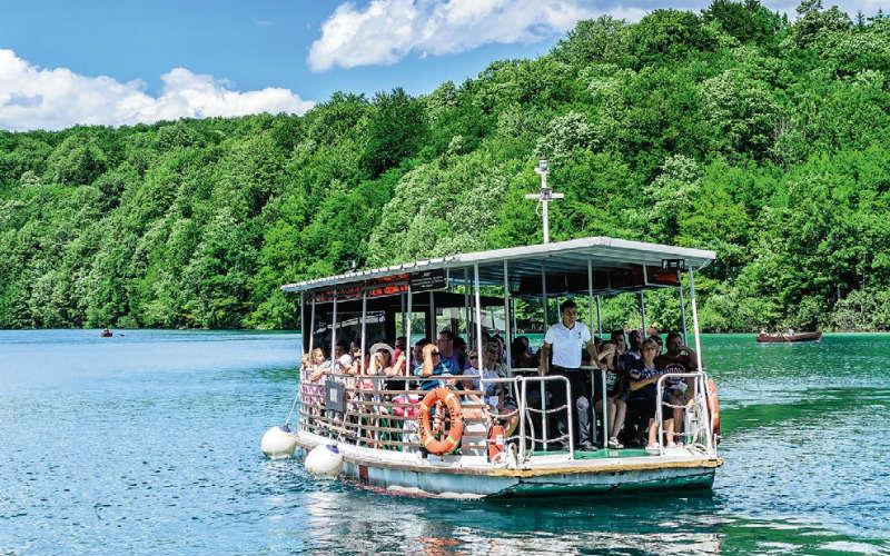 Plitvice Nationalpark & der Schatz am Silbersee 3