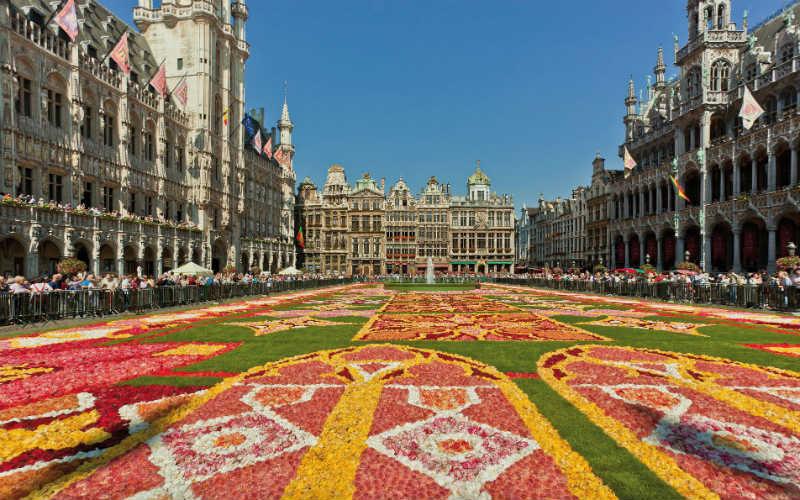 Brüssel_Blumenteppich