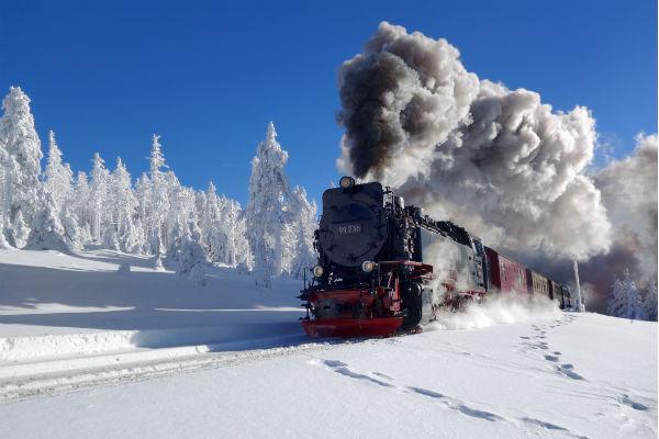 Brockenbahn Harz TOP