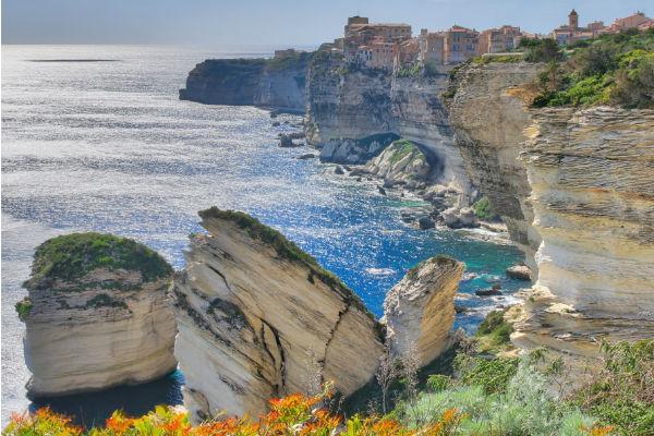 Côte d'Azur – Korsika – Sardinien – Elba TOP