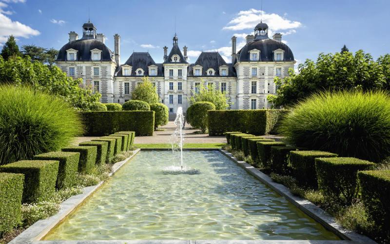 Les féeriques châteaux de la Loire 4