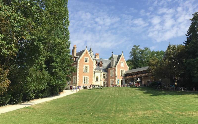 Les féeriques châteaux de la Loire 3