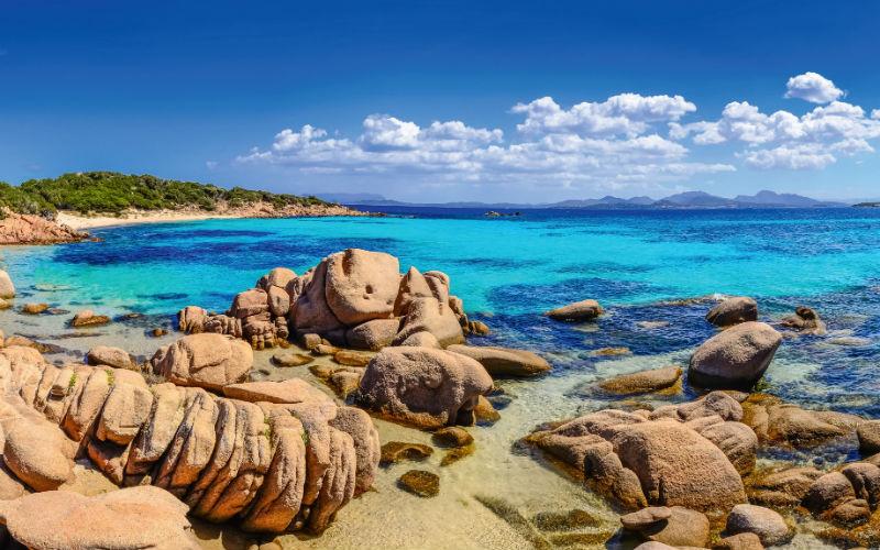 Costa Smeralda - Sardinien