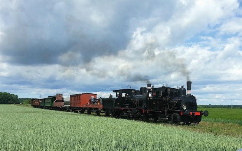 Dänemarks Trauminseln & Museumsbahnen 2