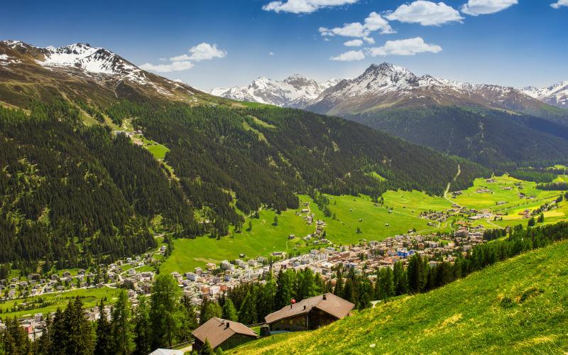 Davos & Bernina-Express 3