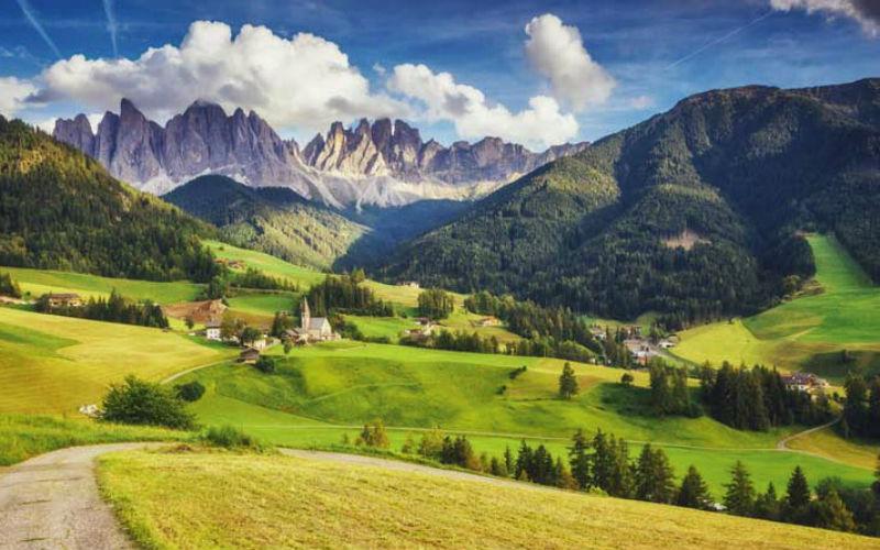 Beatrice Egli im Südtirol 2