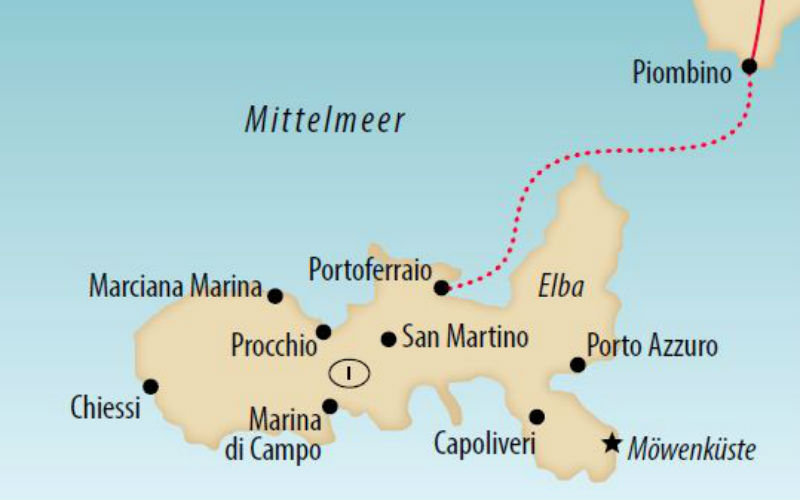 Zauberhafte Insel Elba 3