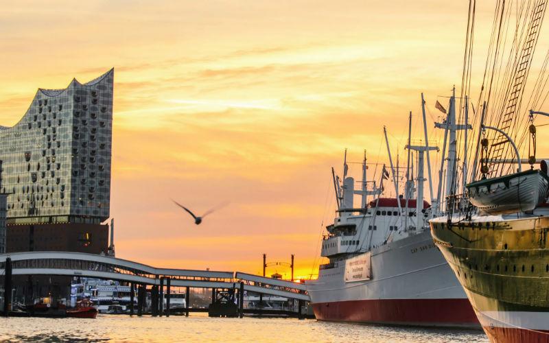 Von Hamburg an die Nord- und Ostsee 2