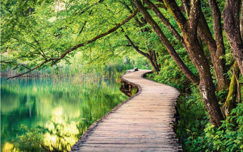 Plitvice Nationalpark & der Schatz am Silbersee 2