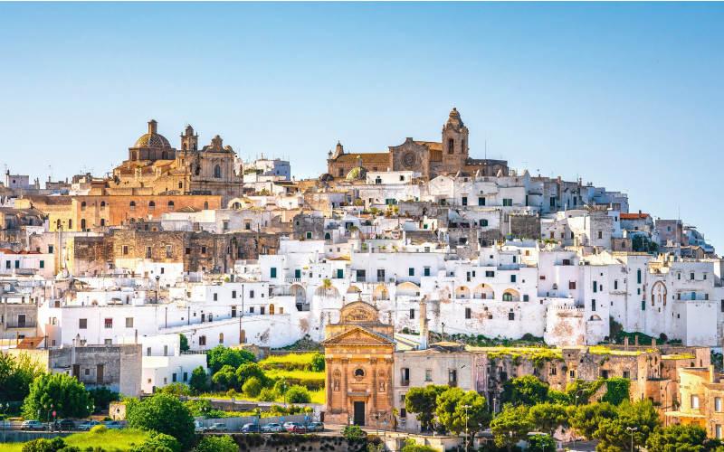 Korfu & Apulien 2
