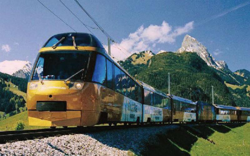 Die schönsten Fensterplätze der Schweiz 1