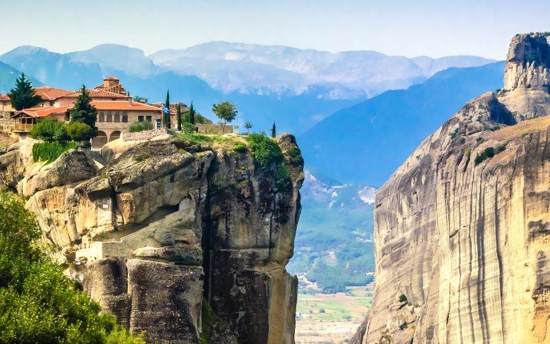 Le Grand Tour de Grèce 1