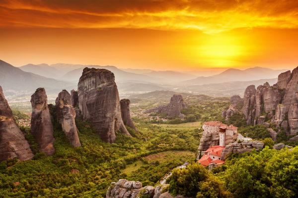Antikes Griechenland & die Kykladen 1
