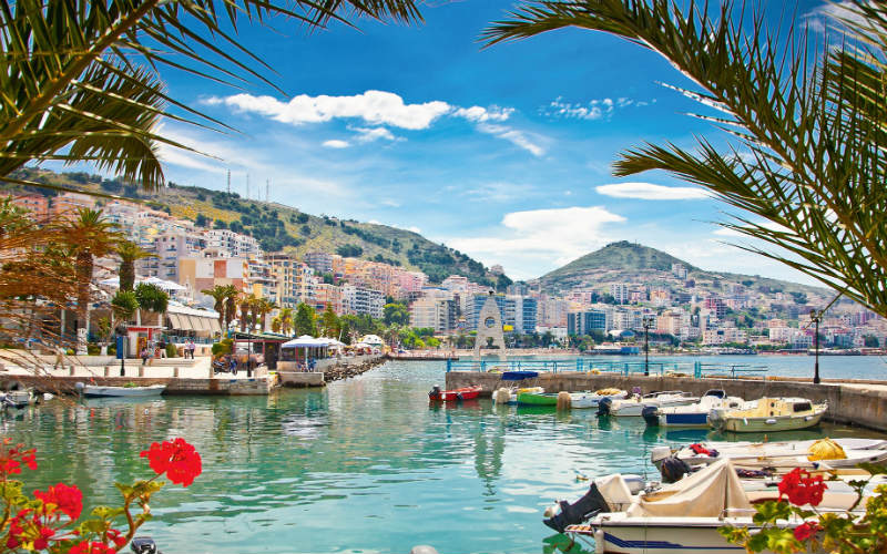 Charmes de l'Albanie 4