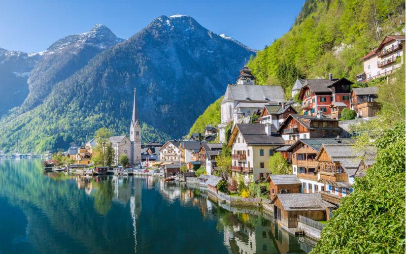 Zauber der Alpenseen 1