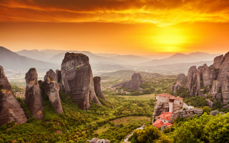 Die grosse Griechenland Rundreise 4
