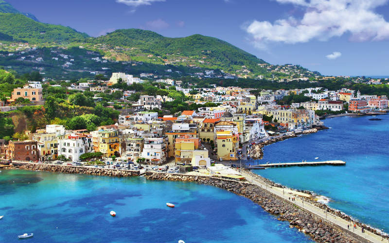 Elbe, Ischia & Capri 9