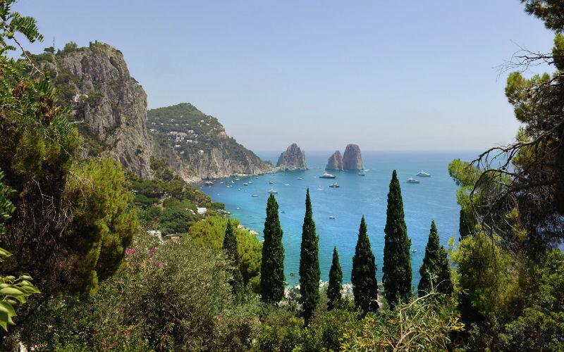 Vom Golf von Neapel nach Apulien 3