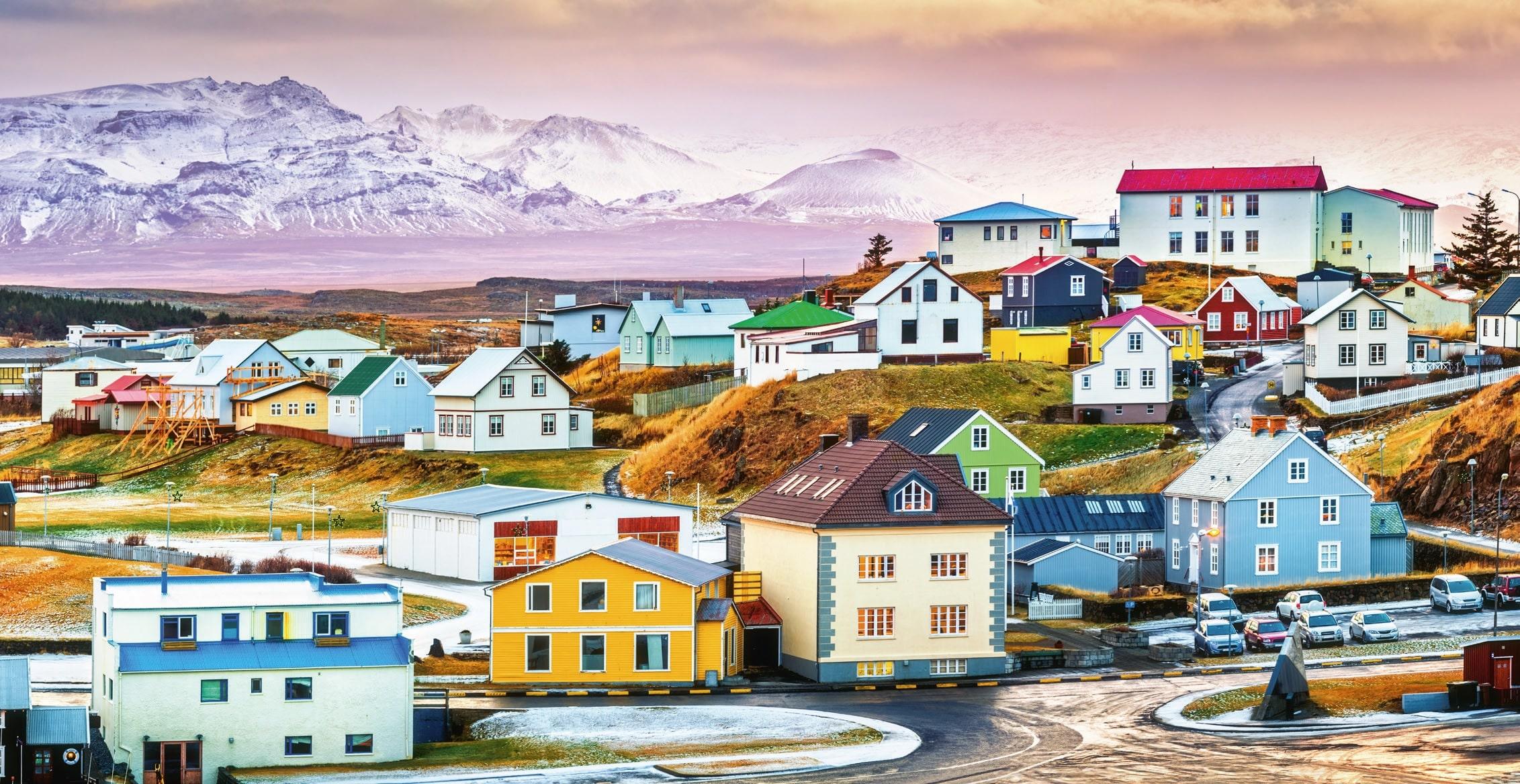 Islande & aurores boréales 7