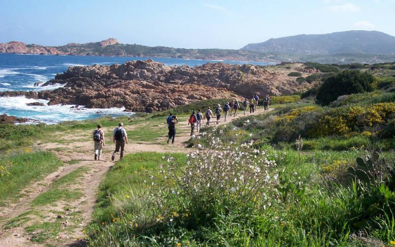 Randonnée côtière en Sardaigne 4