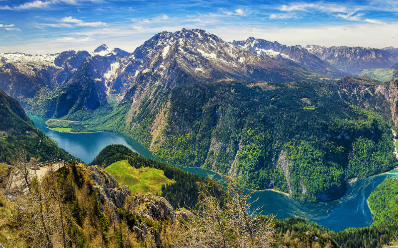 Zauber der Alpenseen 5